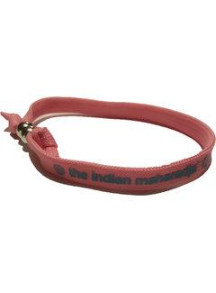 Indian Maharadja Bracelet Blue/Pink