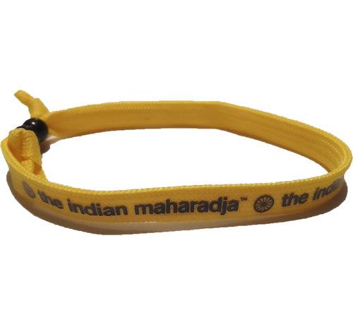 Indian Maharadja Bracelet Navy/Yellow