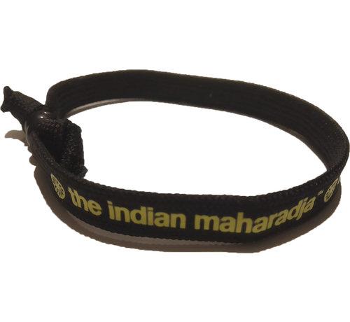 Indian Maharadja Bracelet Gelb/Schwarz
