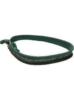 Indian Maharadja Bracelet Wit/Mint