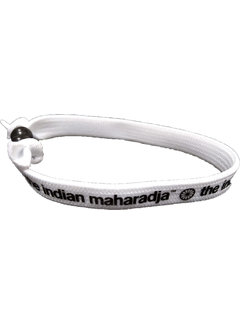 Indian Maharadja Bracelet Black/White