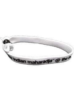 Indian Maharadja Bracelet – Schwarz/White