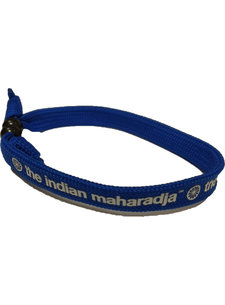 Indian Maharadja Armbandje – Wit/Royal