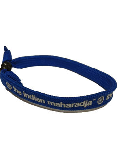 Indian Maharadja Bracelet Weiss/Royal