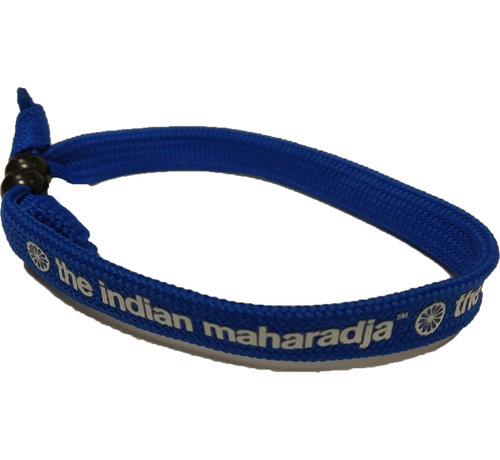 Indian Maharadja Bracelet Weiss/Royal