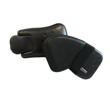 Blackbear Handschoenen Set Senior Zwart