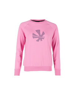 Reece Classic Sweat Top RN ladies Soft Rose