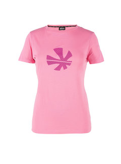 Reece Thora Loose Fit Tee Ladies Soft Rose