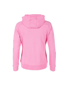 Reece Studio Hooded Sweat Top FZ Ladies Soft Rose