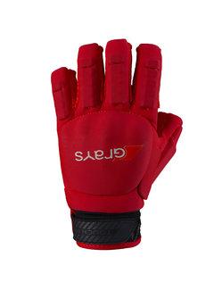 Grays Anatomic Pro Glove Lefthand Neon Red