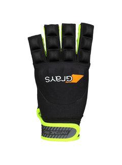Grays Anatomic Pro Glove Lefthand Black/Yellow