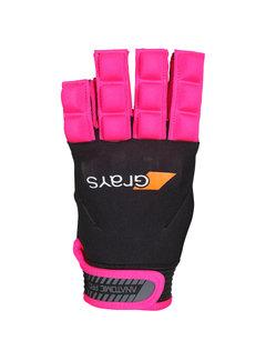 Grays Anatomic Pro Glove Links Schwarz/Pink