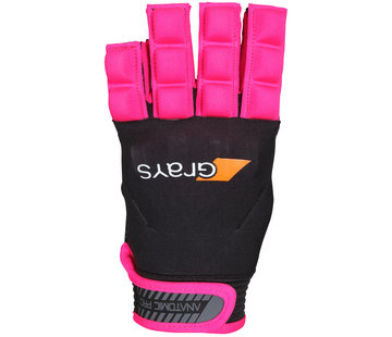 Grays Anatomic Pro Glove Links Schwarz/Pink