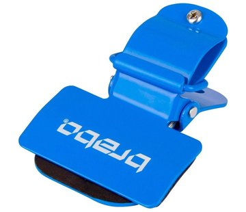 Brabo Fahrradklammer Blau