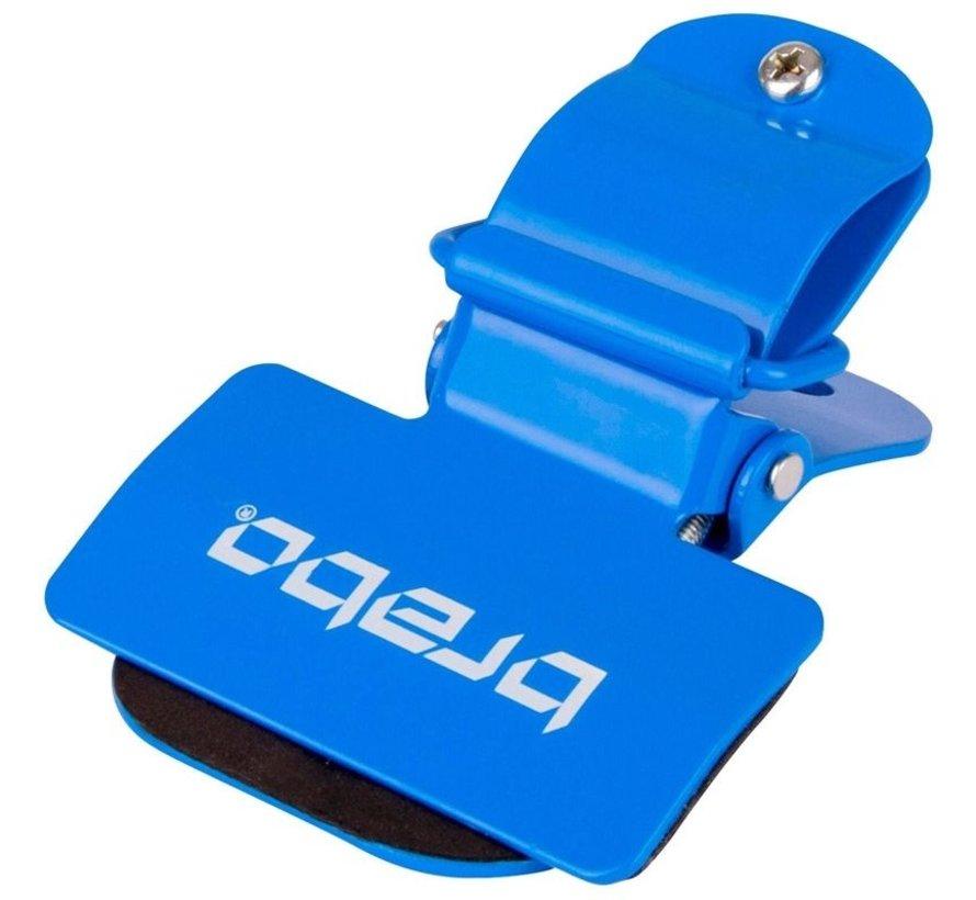 Bike Clamp Blue