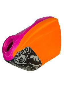 Obo ROBO Hi-Rebound Handprotector Oranje/Roze Rechts