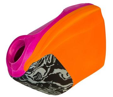 Obo ROBO Hi-Rebound Handprotector Orange/Rosa Rechts