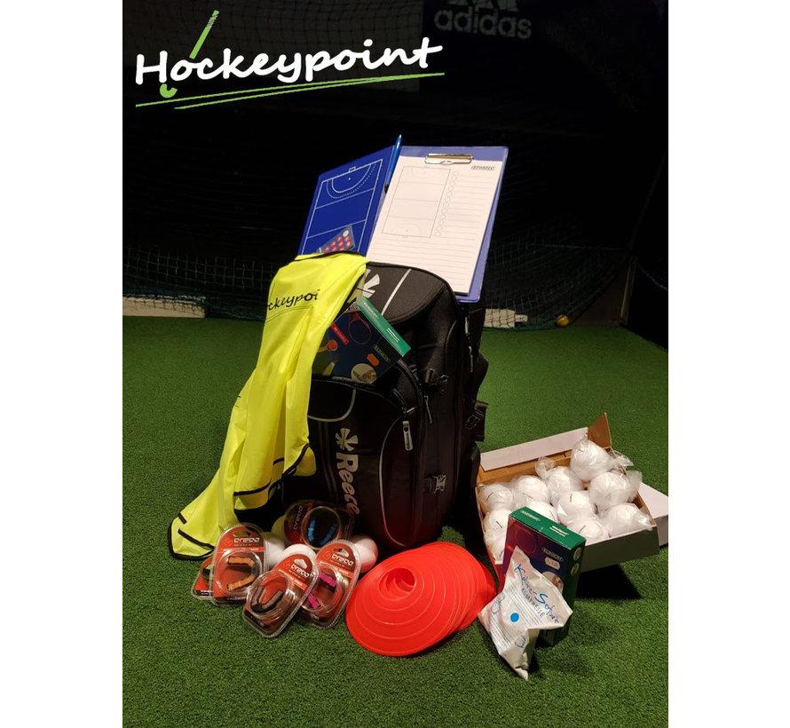 Hockey coachtas met inhoud