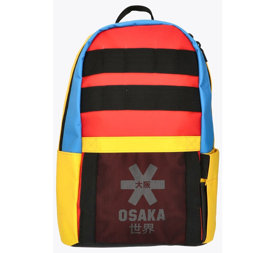 Pro Tour Backpack Compact - Primary Colour Mix
