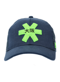 Osaka Trucker - Navy / Green
