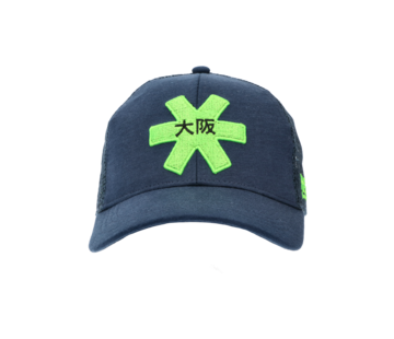 Osaka Trucker - Navy / Green