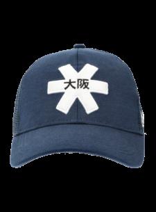 Osaka Trucker - Navy / White