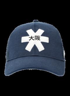 Osaka Trucker - Navy / Weiss