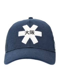 Osaka Trucker - Navy / White