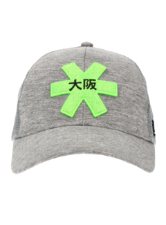 Osaka Trucker - Grey / Green