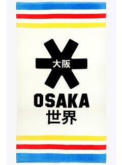 Osaka Beach Towel - White