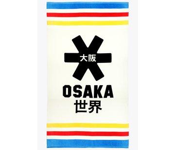 Osaka Badehandtuch - Weiss