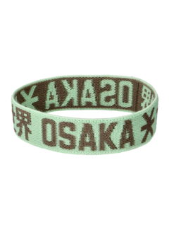 Osaka Bracelet Elastic Grau /Minze