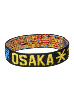 Osaka Bracelet Elastic Blue/Yellow/Black