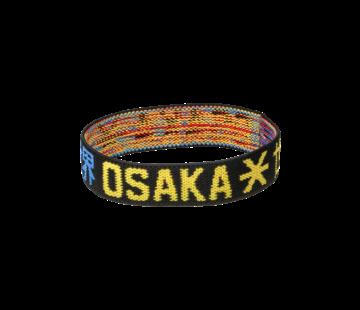 Osaka Bracelet Elastic Blue/Yellow/Black