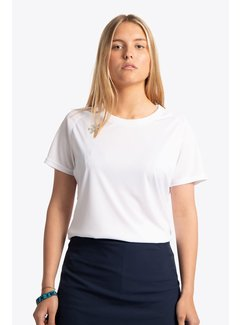 Osaka Women Training Tee - Weiss