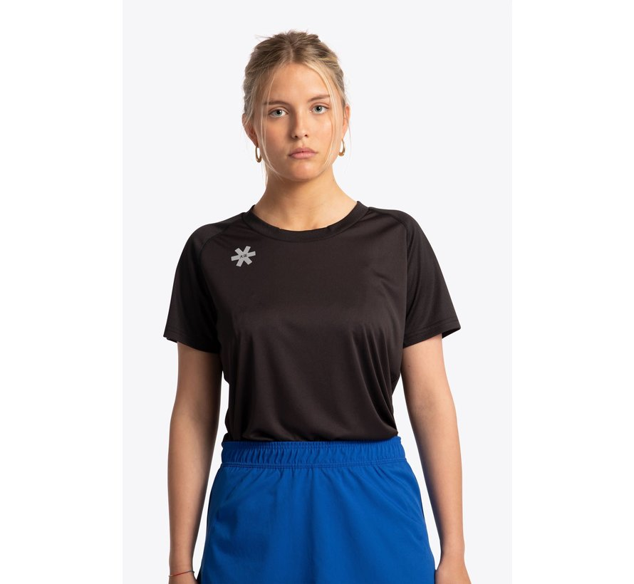 Women Training Tee - Black
