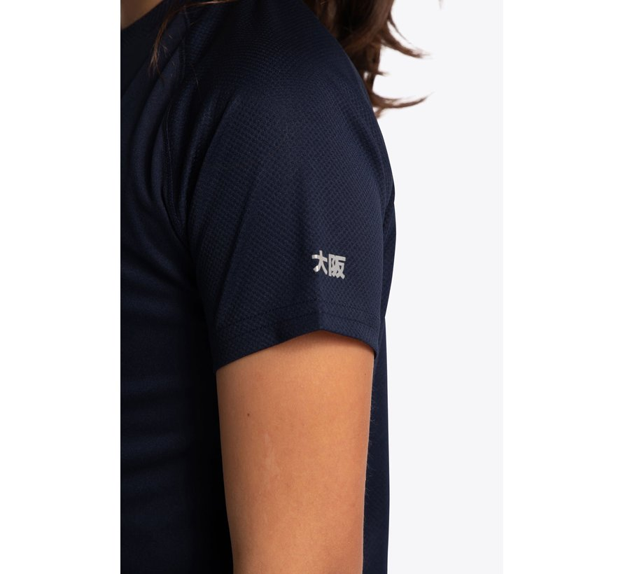 Deshi Training Tee - Navy