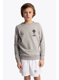 Osaka Deshi Sweater Warpy - Heather Grey