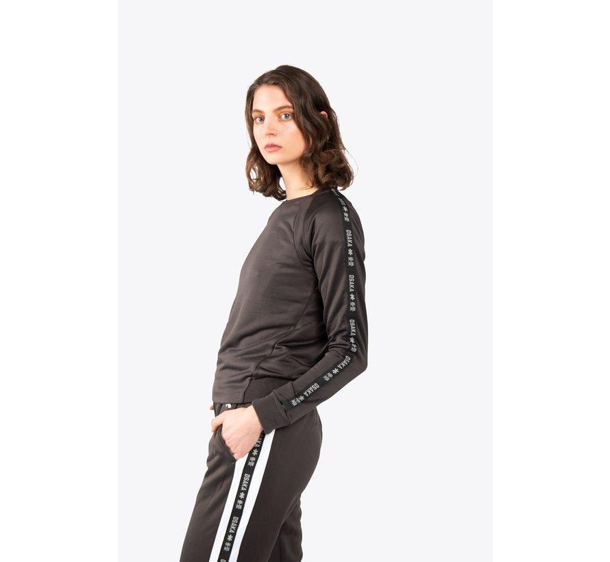 Women Training Sweater – Zwart