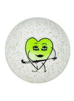 Reece Emoticon Hockey Ball Green