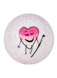 Reece Emoticon Hockey Ball Pink