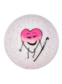 Reece Emoticon Hockey Ball Pink