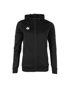 Reece Cleve TTS Hooded Sweat Full Zip Ladies Black