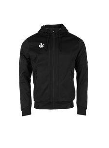 Reece Cleve TTS Hooded Sweat Full Zip Unisex Black