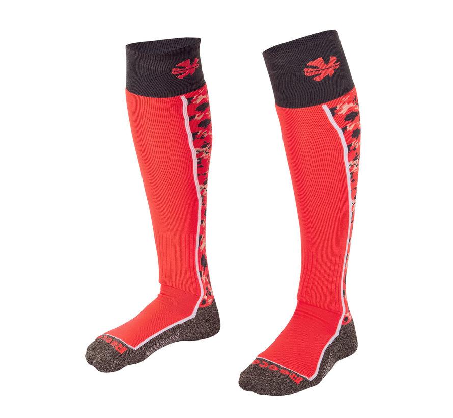 Hervey Socken Coral
