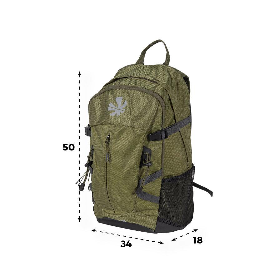 Coffs Backpack Army Groen