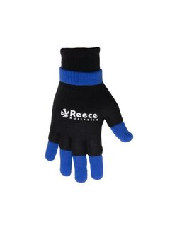 Reece Knitted Ultra Grip Glove 2 in 1 Zwart / Blauw