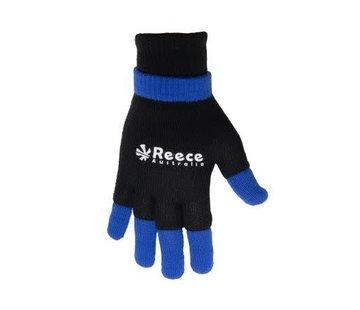 Reece Knitted Ultra Grip Glove 2 in 1 Schwarz / Blau