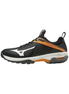 Mizuno Wave Panthera Black /White