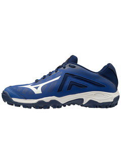 Mizuno WAVE LYNX JUNIOR-ReflexBlue/White/2768C